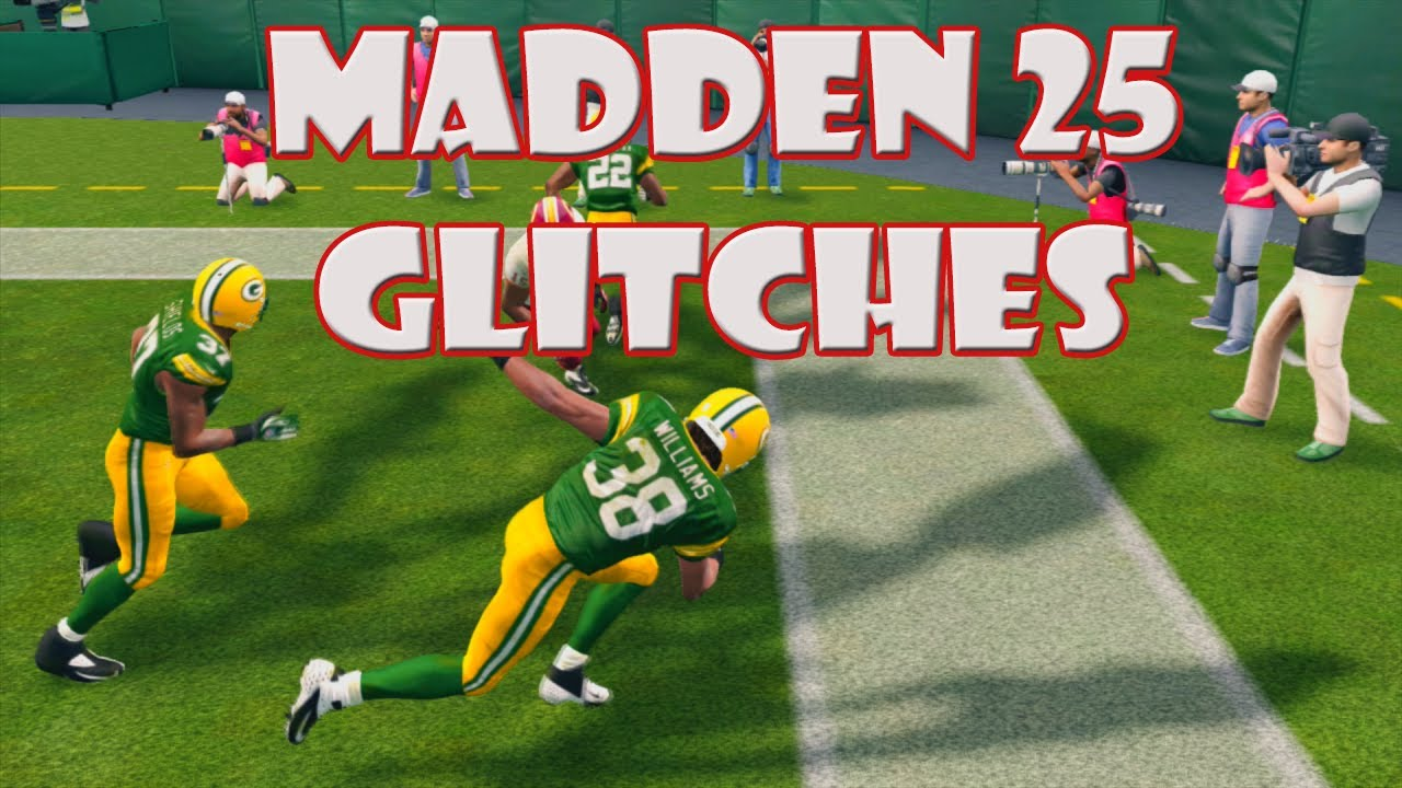 Madden 25 Glitches And Bloopers