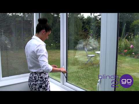 Perfect FIT Conservatory Blinds 2go™ | Easy To Follow Step By Step Measuring Guide