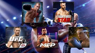 TOP FIGHTING GAMES | UḞC GAMES | MMA GAMES | MUAY THAI GAMES | KICK BOXING GAMES | MOBILE GAMES