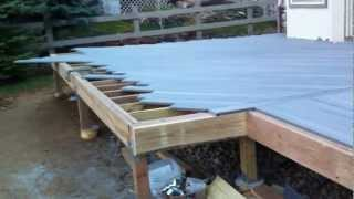 Building A Composite Deck Denver Deck Builder