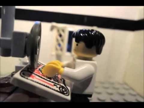 The Lego King's Speech - YouTube