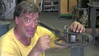 How to Use a Chinese Pipe Bender, Step-by-Step - Kevin Caron(, 2012-07-25T16:11:17.000Z)