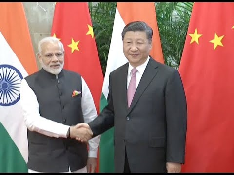 Xi Stresses Enhancing Mutual Trust between China, India