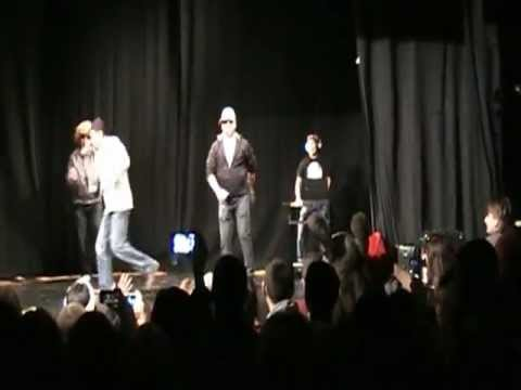 Dr. Charles Best Talent Show 2012 - The Teachers.MOD - YouTube