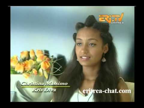 Youth Interview with Eritrean-Italian Singer - Kris Diva - Visit Eritrea