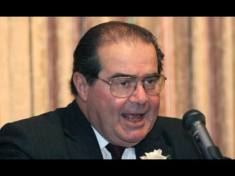 Scalia Ditches Obama's 'Childish' SOTU