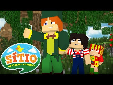 Minecraft : Sítio do Picapau Amarelo - Visconde de Sabugosa #4