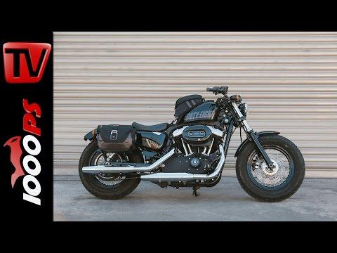 SW-MOTECH Legend Gear Softgepäck für Harley Davidson 2017