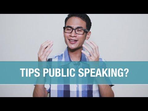 Tips Berbicara di Depan Umum Mp3