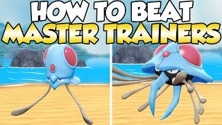 How To Beat Tentacool & Tentacruel Master Trainers Guide! | Pokemon Let's Go