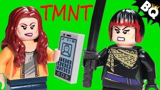 Lego Ninja Turtles Big Rig Snow Getaway 79116 Tmnt Review