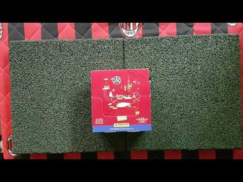 PANINI ADRENALYN XL WORLD CUP RUSSIA 2018 - DISPLAY BOX 50 BOOSTER!!!