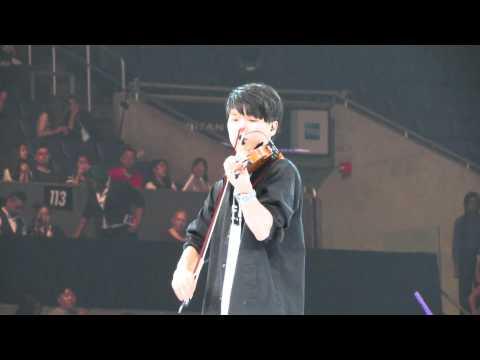 [FANCAM] Jun Curry Ahn covering Big Bang's Loser at KCON LA Day 2 08-02-15