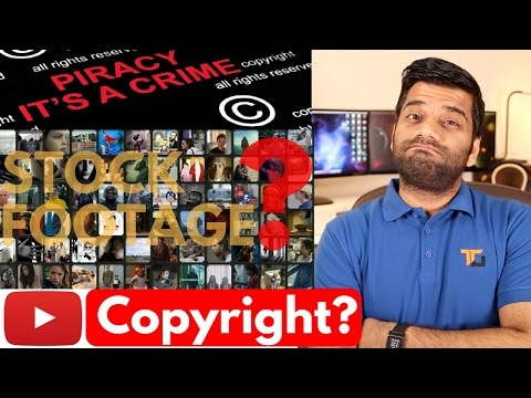 How to Prevent Copyright Strike on YouTube? Ft. VideoBlocks