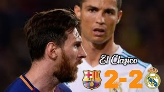 KONTROVERSI EL CLASICO TADI MALAM | BARCELONA VS REAL MADRID | HIGHLIGHT MATCH (La Liga 7 Mei 2018)