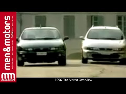 1996-fiat-marea-overview