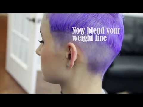 amazing haircut and color by @wesdoeshair - YouTube - photo#43