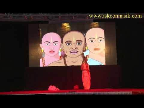 Cultural Programme Drama By Iskcon Nasik '' Life of Ramanujacharya'' 16.08.2017