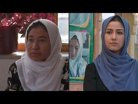 شاهد: الأحلام المحطمة لتلميذات المدارس الثانوية في أفغانستان  - نشر قبل 3 ساعة
