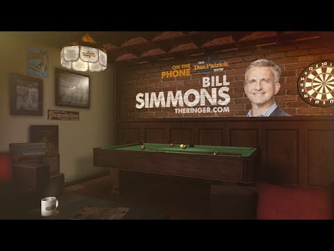 The Ringer's Bill Simmons on The Dan Patrick Show (Full Interview) 6/21/2017
