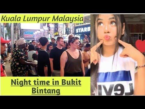 Night walking KL,Bukit Bintang night life,street food,massage thumbnail
