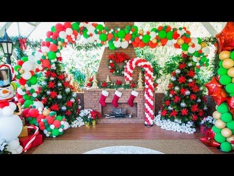 DIY Christmas Balloons - Home & Family