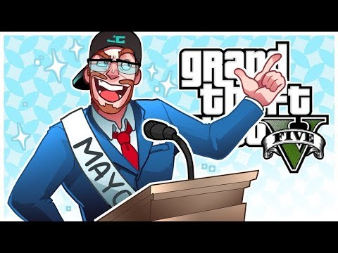 GTA 5 Roleplay - Future Mayor JoblessGarrett! (GTA 5 RP)