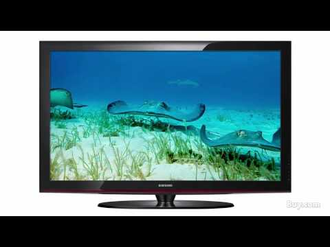 Samsung 4 Series Plasma HDTVs