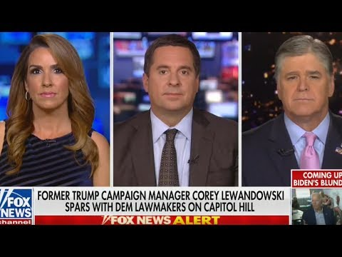 Ranking Member Nunes on Lewandowski hearing and DOJ inspector general's FISA abuse report