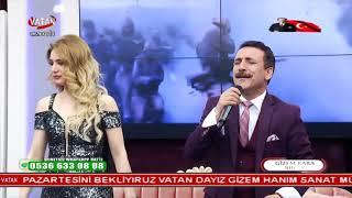 """GİZEM KARA """" LATİF DOĞAN """" CANAKKALE İÇİNDE VURDULAR BENİ"""""""