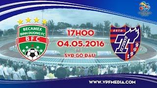 truc tiep bbinh duong vs fc tokyo - afc champions league 2016