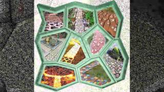 Форма для укладки садовой дорожки(Форма для укладки садовой дорожки Подробнее - http://goo.gl/TVqAfb С помощью формы любой человек будет способен..., 2015-03-23T13:43:21.000Z)