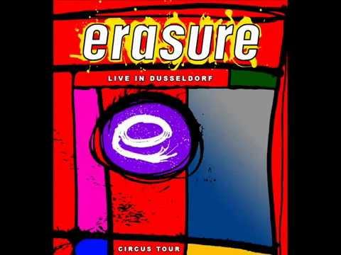 ERASURE Live in Dusseldorf - Circus Tour May 06, 1987