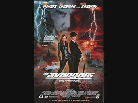 "End Credits Music from the movie ""The Avengers"" (1998)"