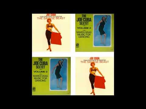 JOE CUBA: Cha-Cha Cha's To Soothe  The Savage Beast. (Vol. 02)