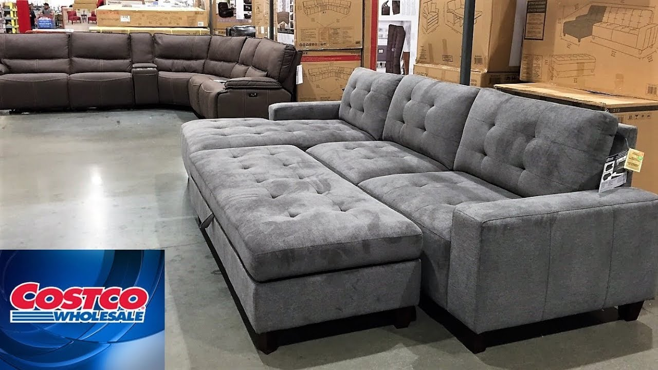 costco furniture sofas chairs armchairs home decor shop with me shopping store walk through 4k