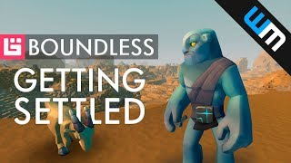 Boundless Gameplay, World Location & Getting Started
