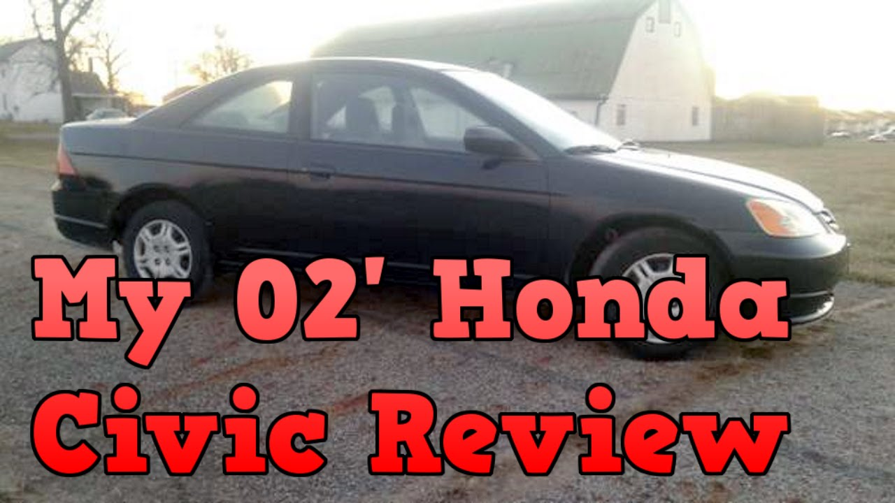 2002 Honda Civic LX Review