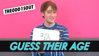 TheOdd1sOut - Guess Their Age Challenge