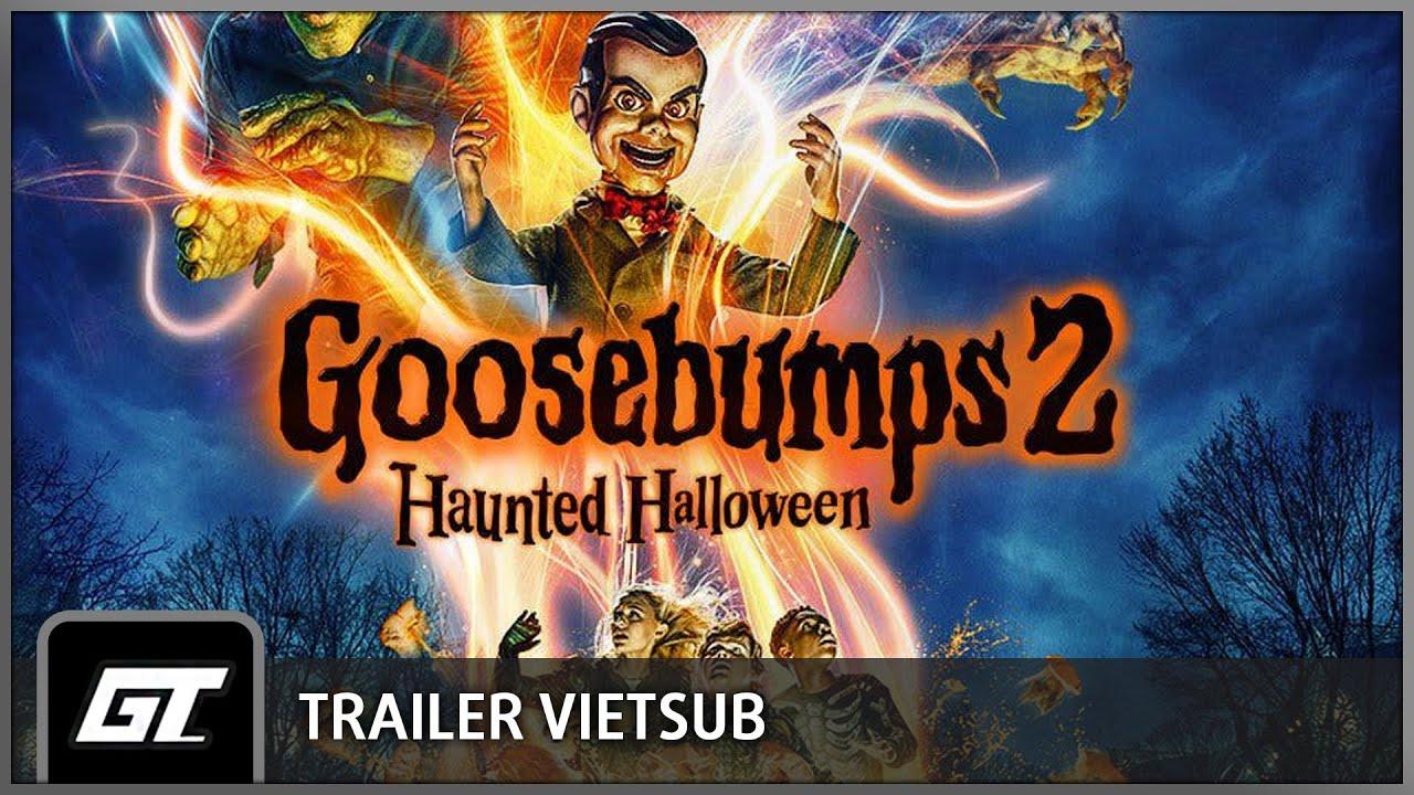 Goosebumps 2- Haunted Halloween