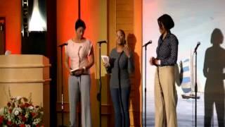 Devotions by Dawn Talk at Washington Metro Area Womens Retreat