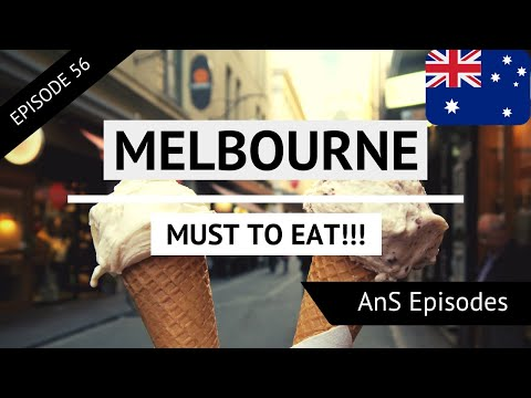 Melbourne Vlog - Day 1 - LUNCH, FAMOUS ICE CREAM, MICHELIN RESTAURANT, CHINATOWN (EP 56)