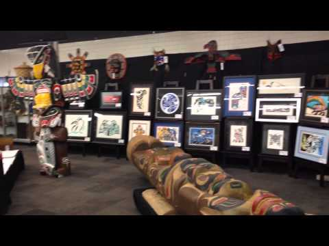 Able Auctions Vancouver- Native Art and Jewellery Auction June 6th