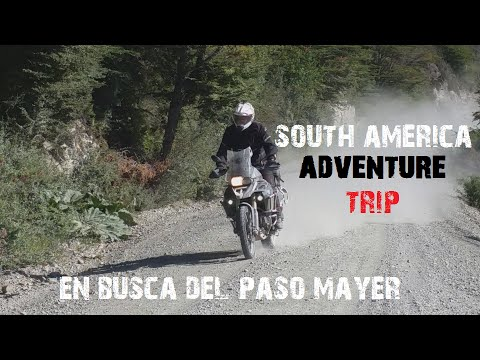 Motorcycle Travel - South America (Teaser)