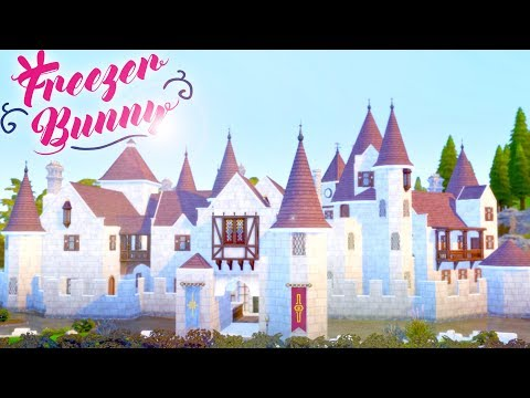 Medieval Fantasy Castle ? ⚔️ | The Sims 4 Machinima | w/CC + Download Links | House Tour thumbnail
