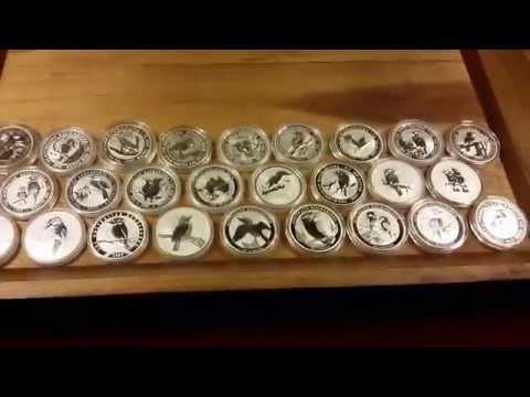 Silver Kookaburra Coin Project! Part 6! Complete!
