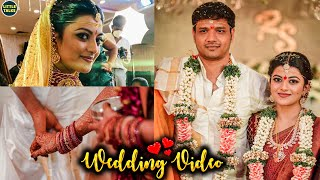 Kayal Anandhi's Wedding Video | Anandhi weds Socrate | Anandhi's Candid Moments with her husband