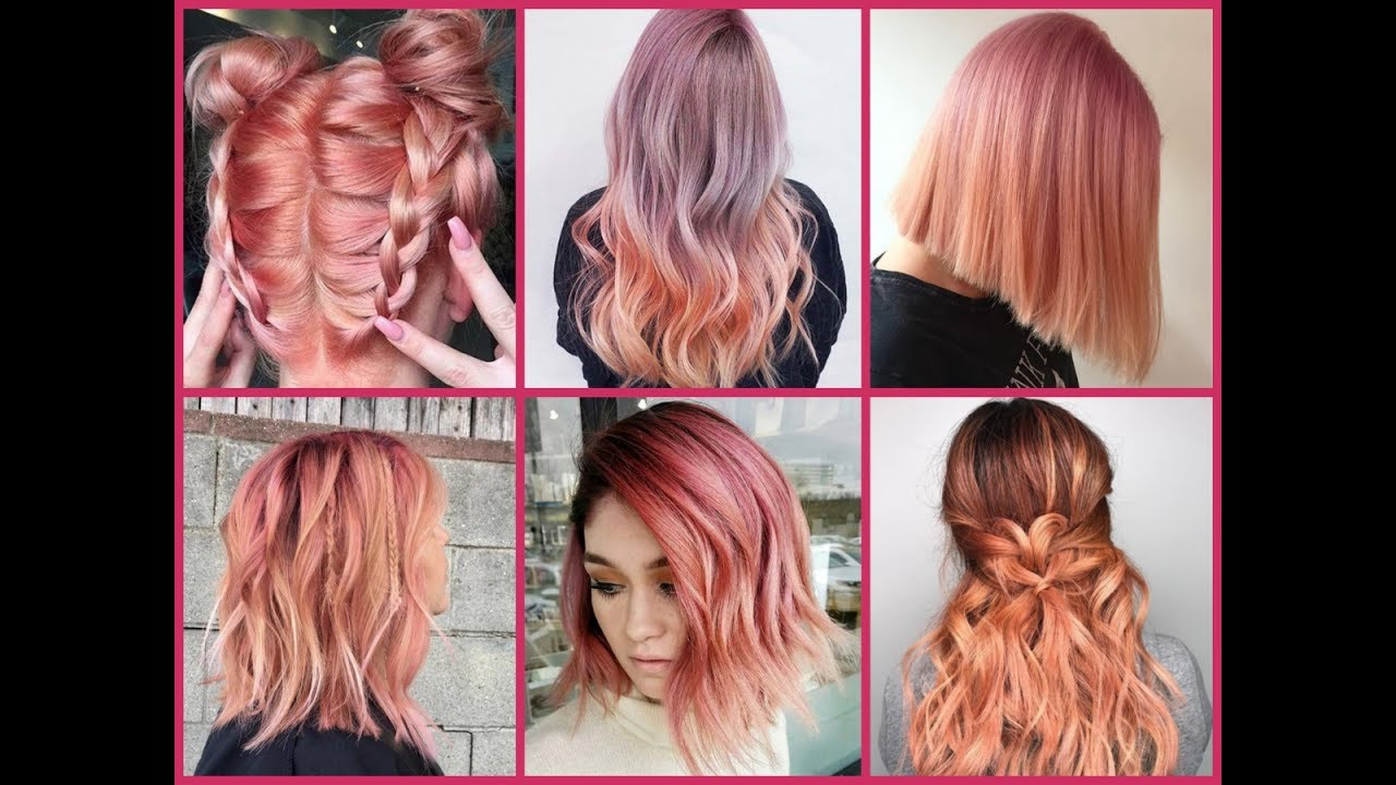 35 new blorange hair color ideas - hairstyle compilations - youtube