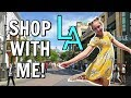 Come Shop With Me In the USA! - Aussie L.A Shopping Haul and Vlog!