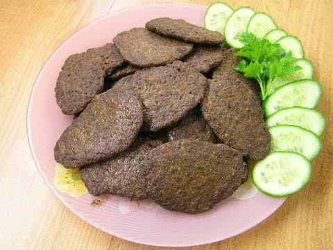 смотреть рецепты оладьев из говяжьей печени